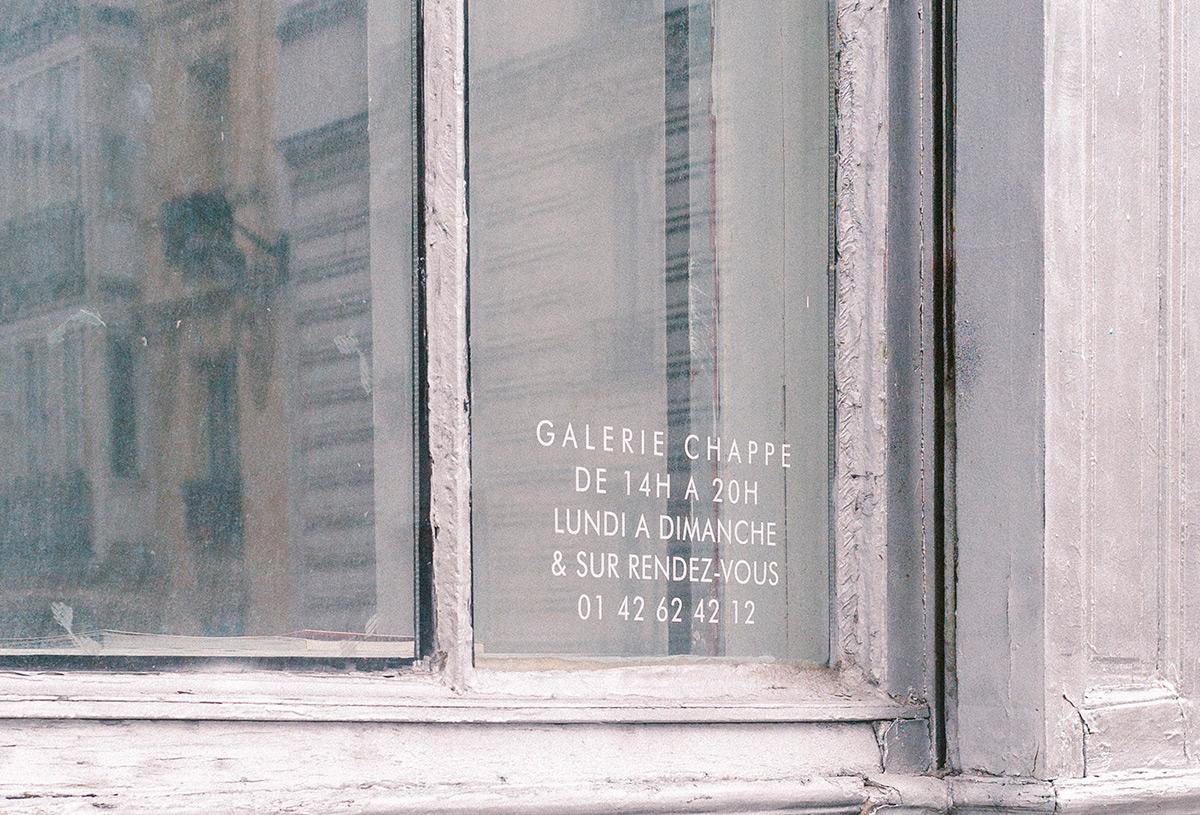 Galerie Chappe art gallery Montmartre