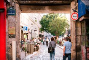Le Faubourg St-Denis , Quartier - Vivre à Paris