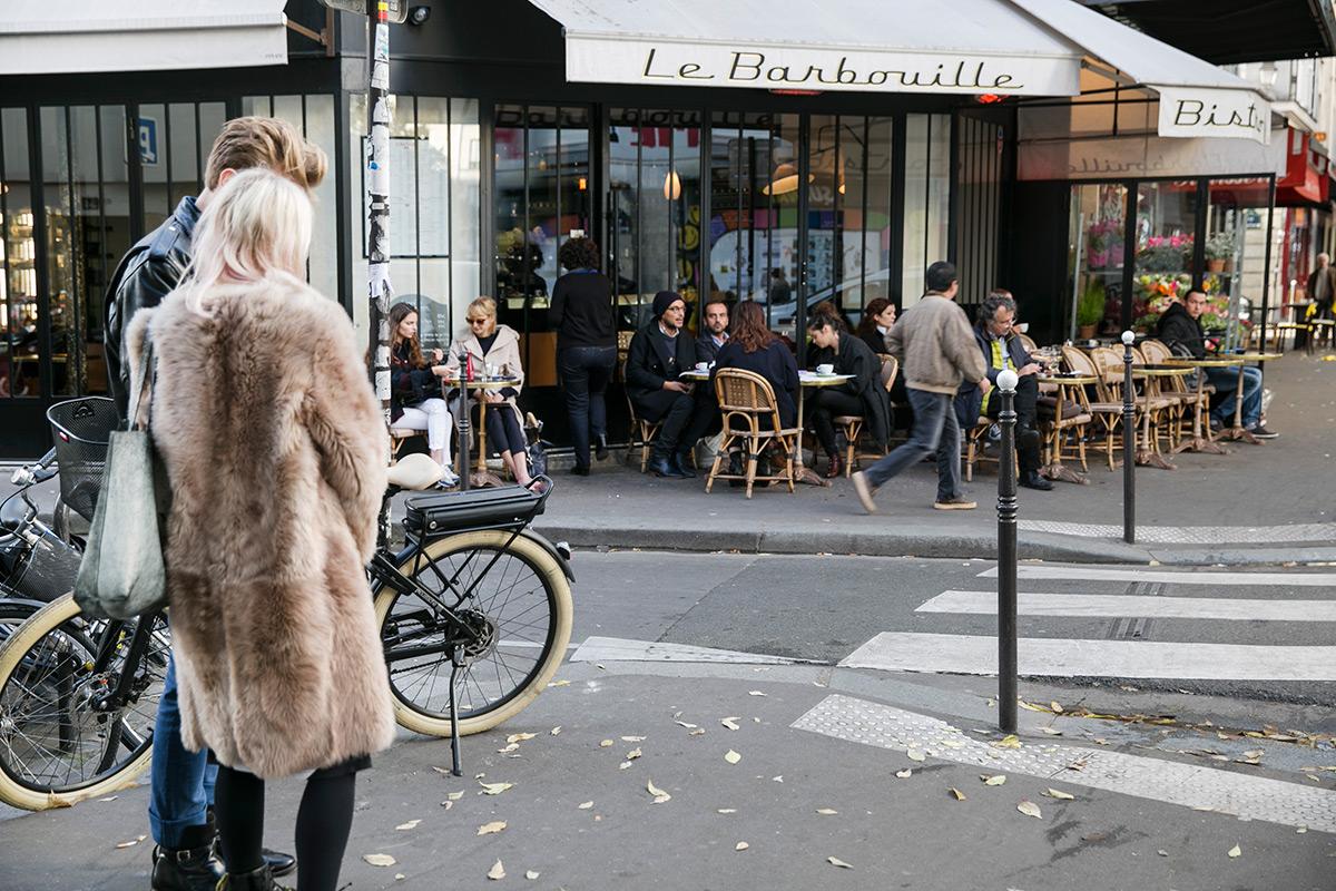 Rue de Bretagne - 3ème arrondissement