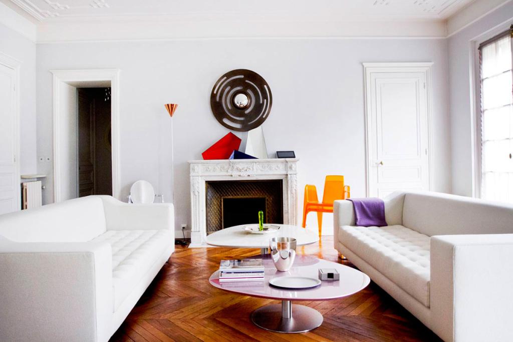 Furnished apartment Vendôme neighbourhood