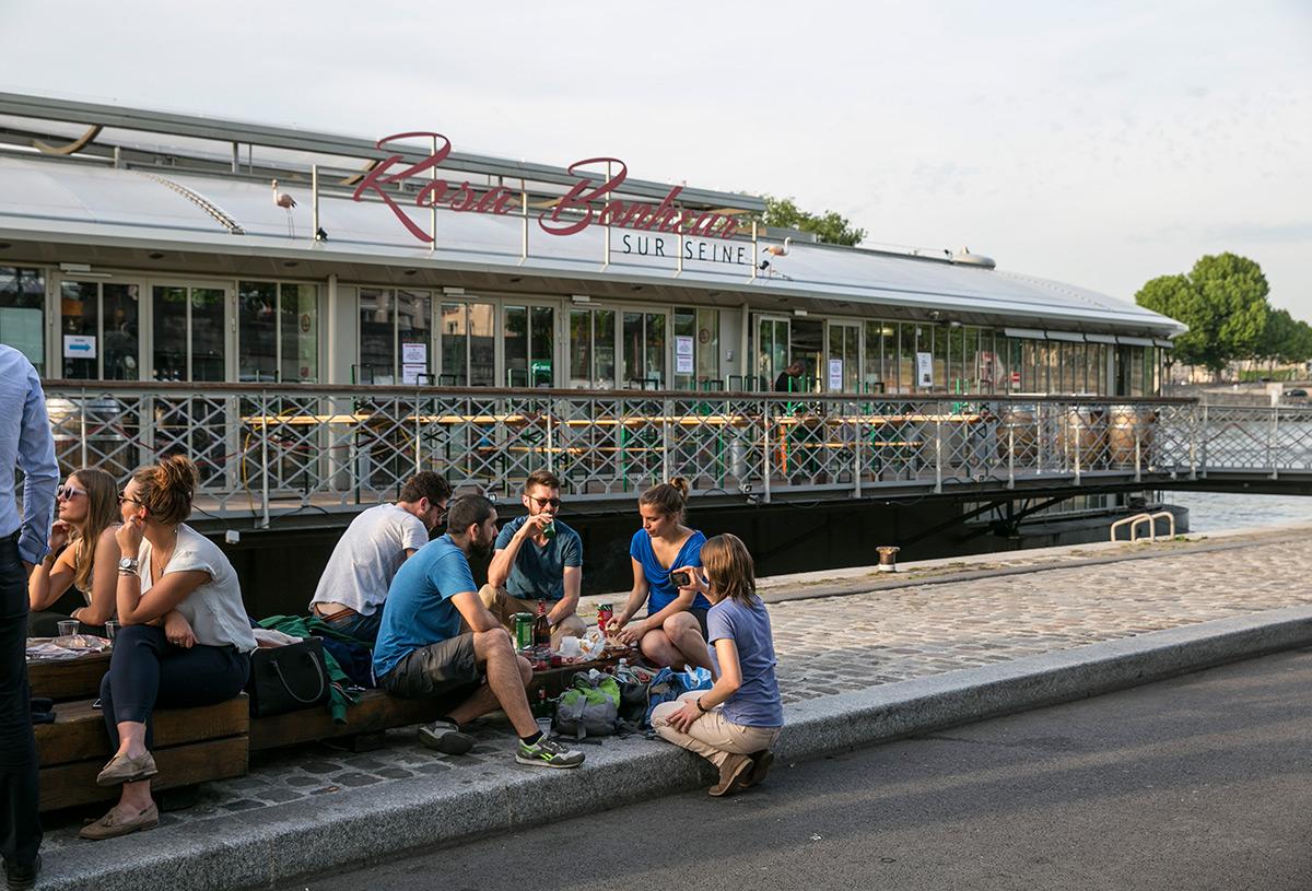 Rosa Bonheur sur Seine Quai d'Orsay