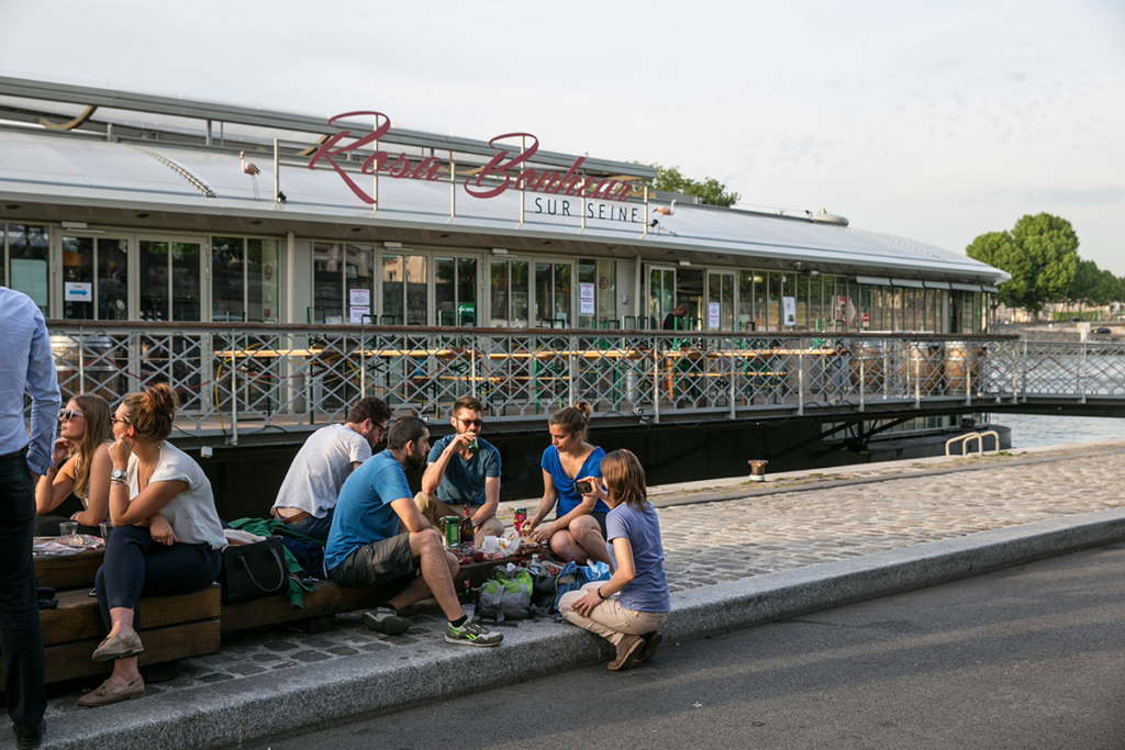 Café Rosa Bonheur
