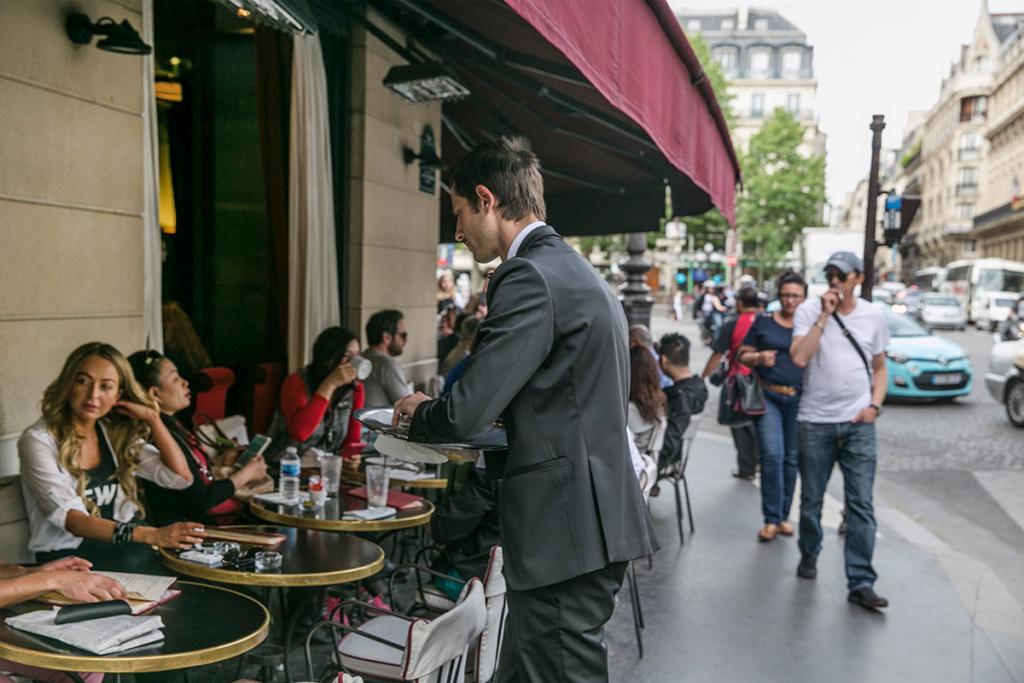 Café Ruc rue Saint Honoré