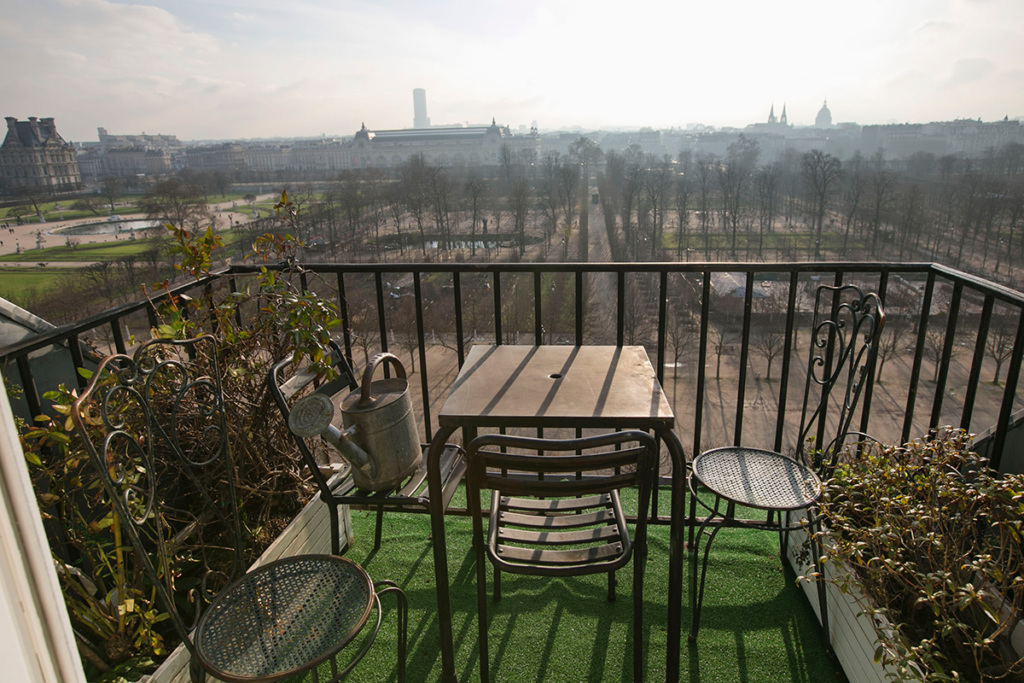 terrasses en vue paris. Black Bedroom Furniture Sets. Home Design Ideas