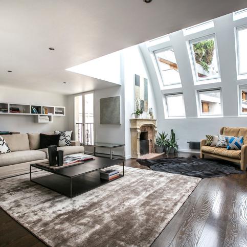 les 9 plus beaux lofts et ateliers d artistes paris photoreportage. Black Bedroom Furniture Sets. Home Design Ideas