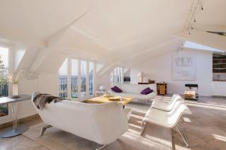 10 luxueux appartements avec vue sur paris photoreportage - Salon de the rue de rivoli ...