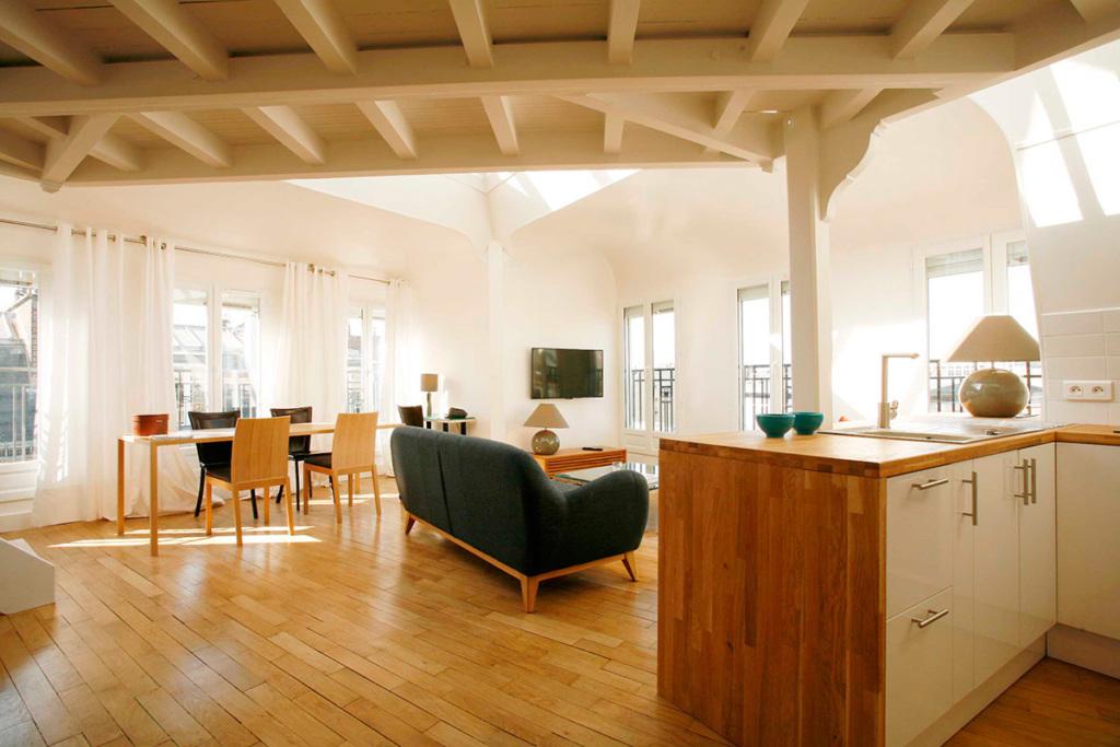 Living room Saint-Germain neighbourhood