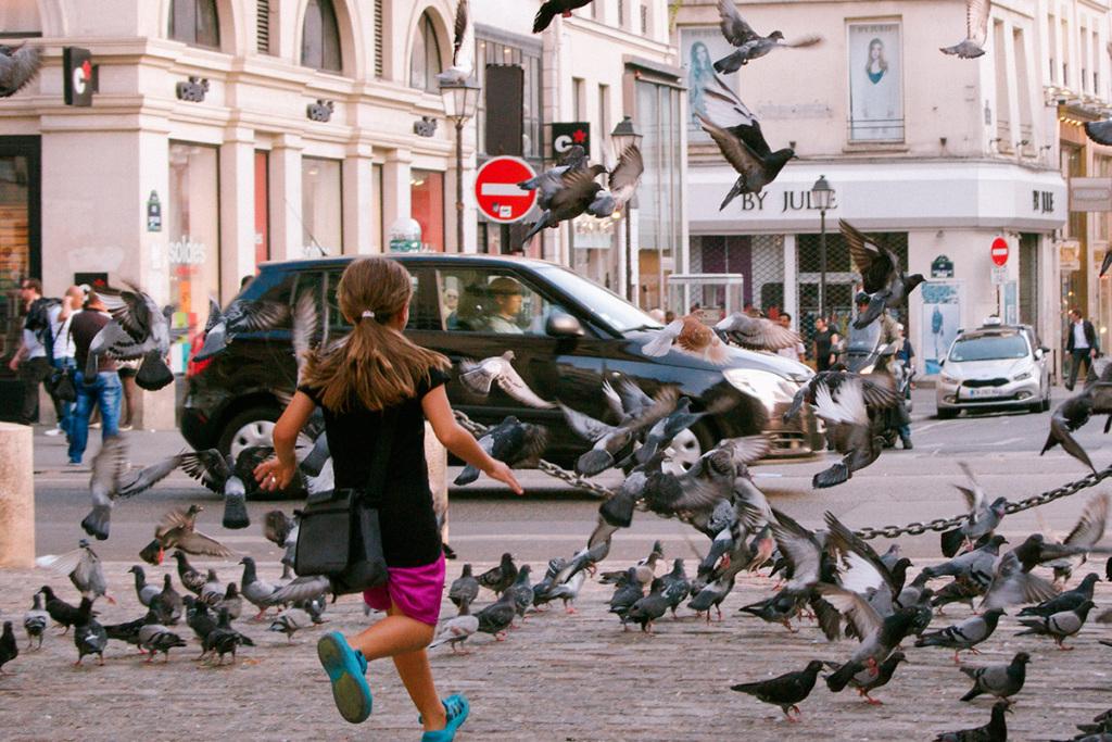rue quartier faubourg Saint-Denis