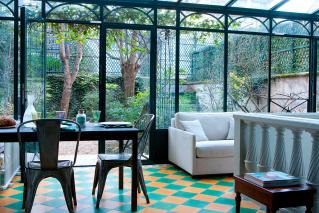 Décoration : Maison De Quartier Jardin Parisien - Saint Denis 37 ...