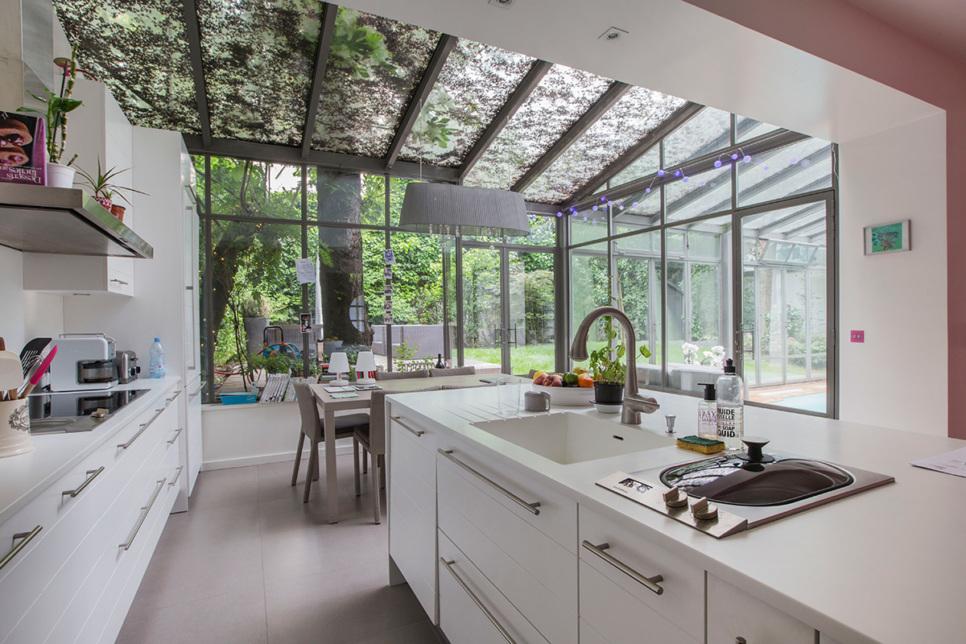 Maisons et h tels particuliers les plus belles demeures for Jardin de la villa paris