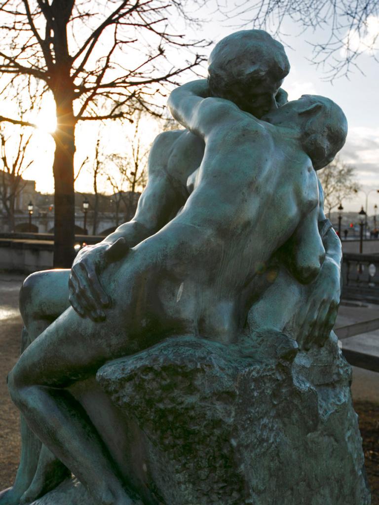 Paris Romantique Rodin