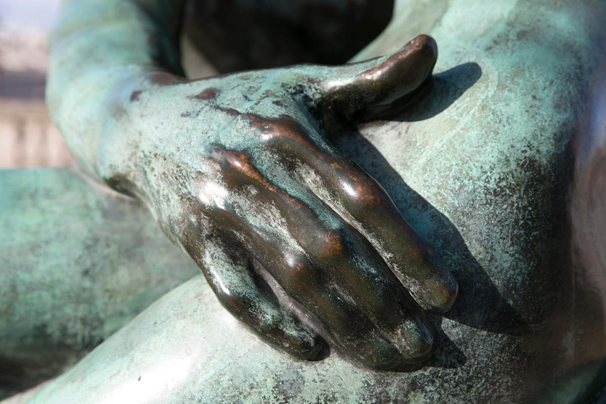 Sculpture Rodin Paris