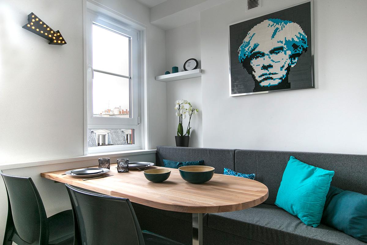 Paris life magazine for Appartement meuble louer paris