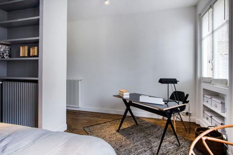 8 propriétaires parisiens ouvrent leur porte - Intérieurs très ...