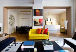 Interior design inspiration direct from Paris