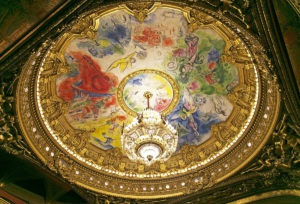 The wonders of Opéra Garnier