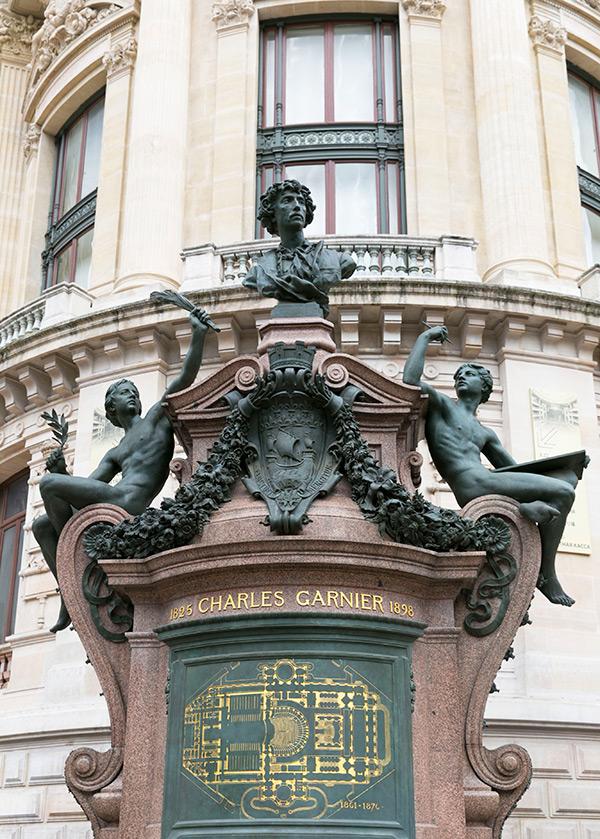 Charles Garnier Palace Paris