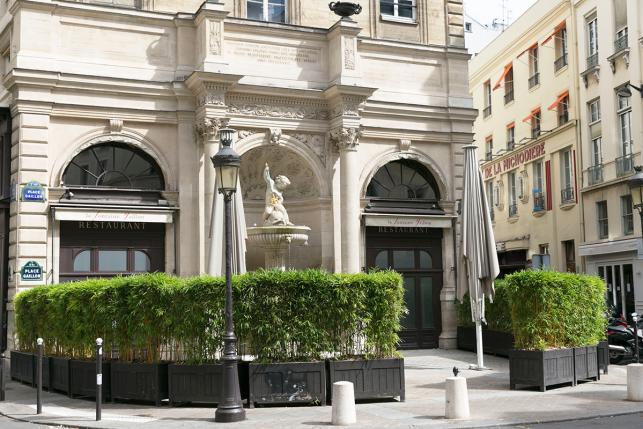 Place Gaillon Paris Restaurant