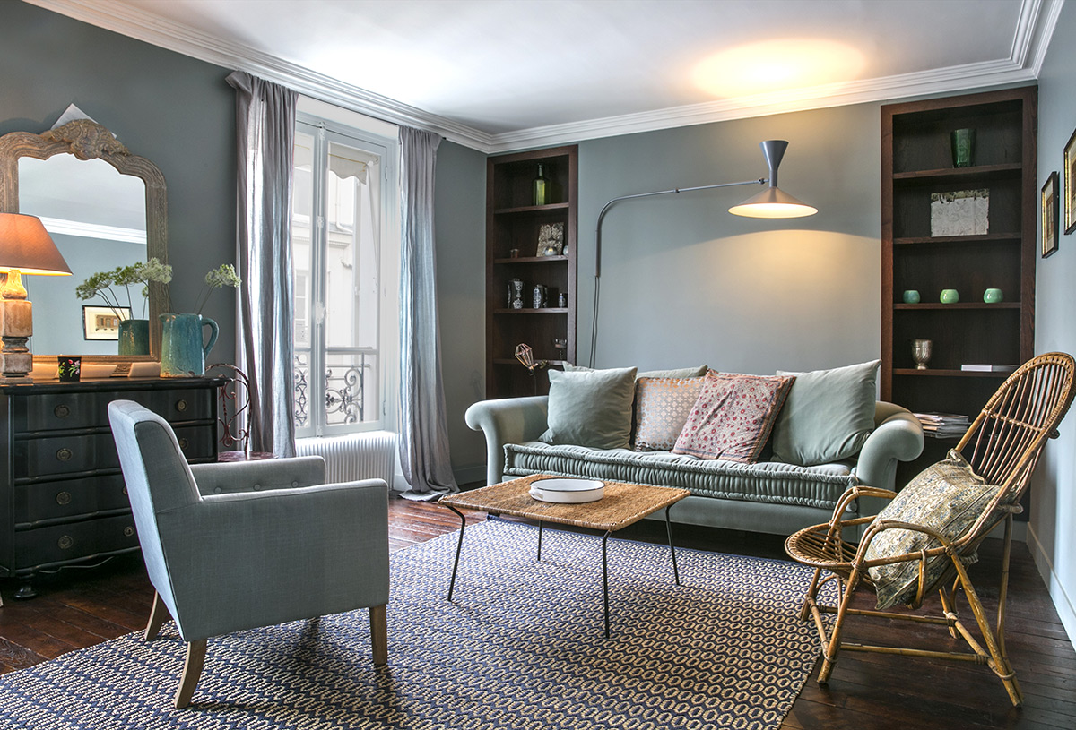 Paris life Mag 10 furnished and functional one-bed apartments