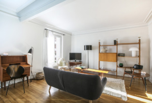 A 100% vintage apartment