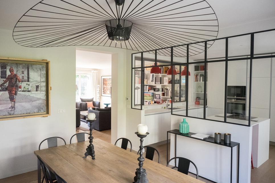 Appartements meubl s avec verri re dans paris qui vous for Verriere interieure avec ouverture