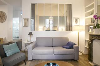 Appartements meubl s avec verri re dans paris qui vous for Chambre sans fenetre location