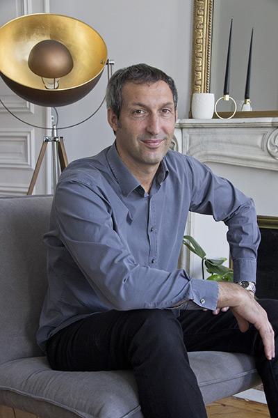 interior designer Paris Nicolas Jeufroy