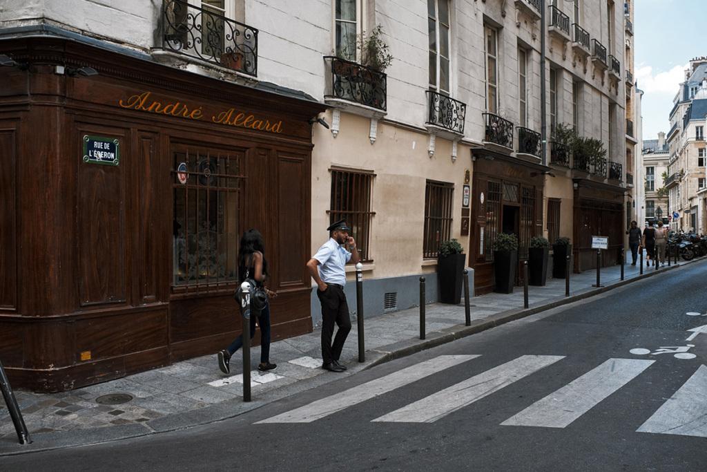 Restaurant André Allard Paris 6ème