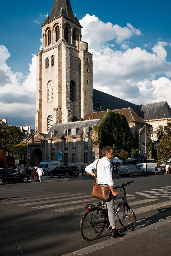 Saint-Germain church Paris Abbey of Saint-Germain