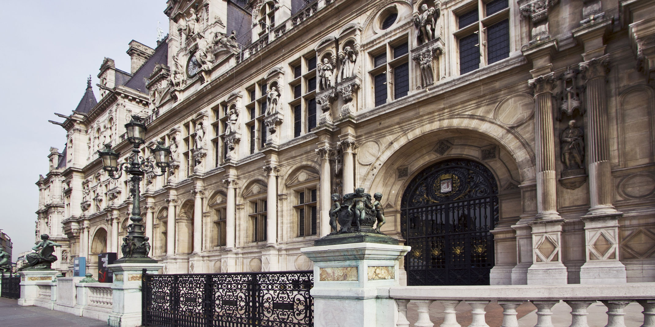 Procédure d'enregistrement Paris