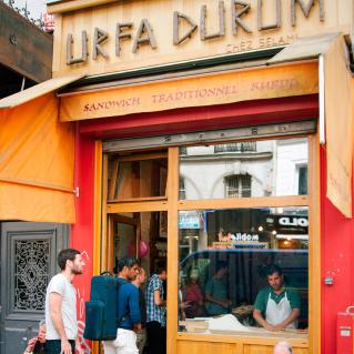 Chez Selami Urfa Durum