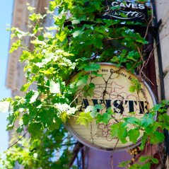 Bossetti Paris Wine shop