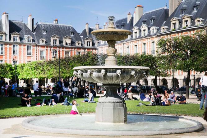 Place des Vosges, 3ème arrondissement