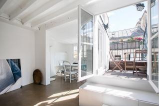 Salon terrasse paris 75003