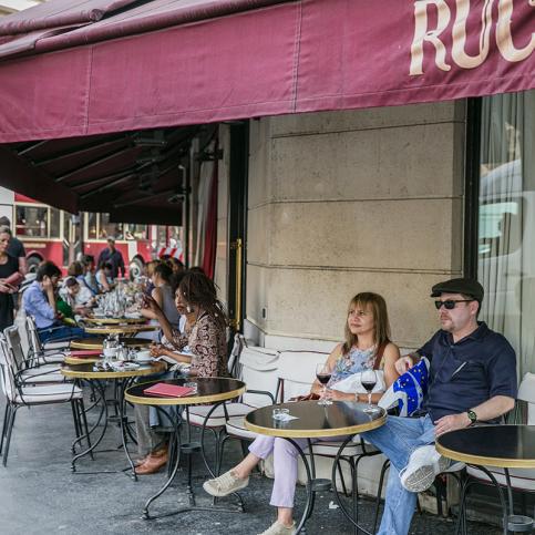 A Paris institution