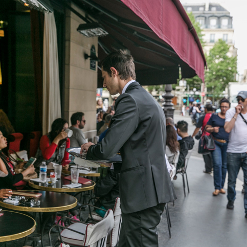 Café Ruc Saint Honoré Paris