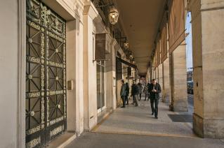 Rue de Rivoli Tuileries