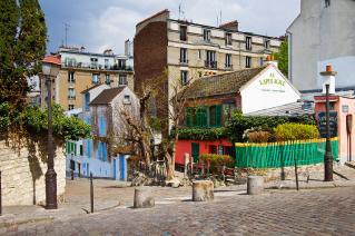 Lapin Agile Cabaret Paris Montmartre
