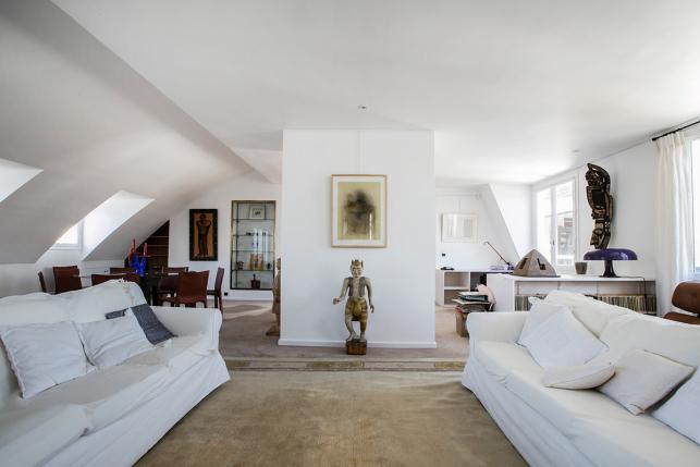 Apartment Saint-Germain neighbourhood