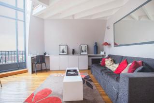 Furnished apartment Paris 15th