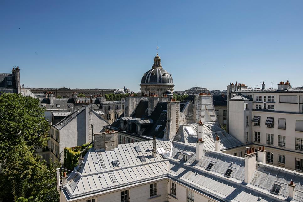 Panoramic views Rue des Beaux Arts