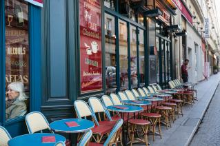 Café Bar Terrace Montorgueil