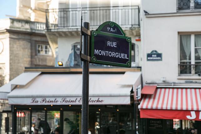 Montorgueil Paris 1er