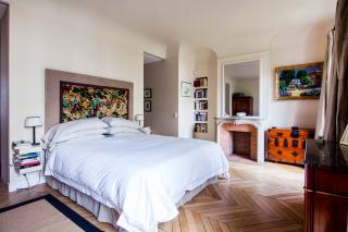 Furnished apartment bedroom rent Paris 16