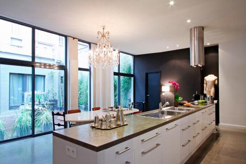 Furnished apartment Paris 15