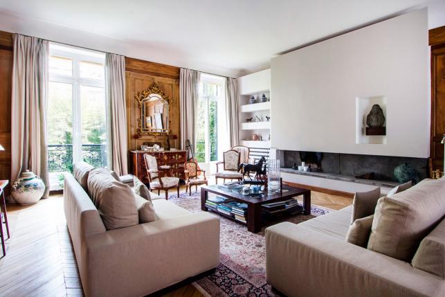 Furnished apartment Paris 16 Avenue Jules Janin