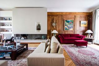 Furnished apartment Paris Trocadero neighbourhood