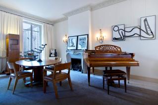Furnished apartment Rue Vital Paris