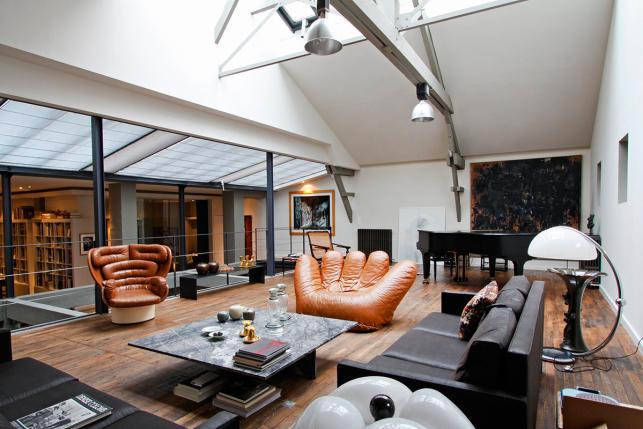 Furnished apartement loft Paris
