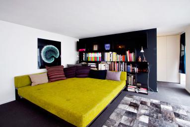 Apartment mezzanine Loft Paris 9